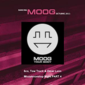 6co, Tow Truck & Omar León - Miuzeknonstop Night @ MOOG (29.10.11) Part 4