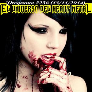 El Universo Del Heavy Metal #256 (13/11/2014)