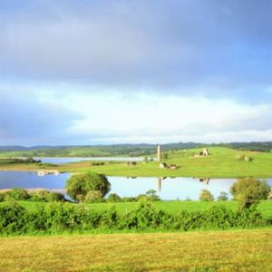 Celtic Roots Radio 14a - 'For 6 months Fermanagh is in Lough Erne!'