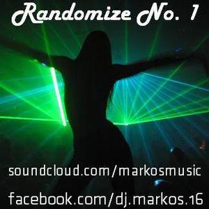 Randomize No. 1 - Abril 2012