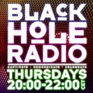 Paul Nova Guest Mix on Black Hole Radio 182