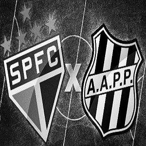 São Paulo x Ponte Preta - Campeonato Brasileiro 2013 (Primeira Parte)