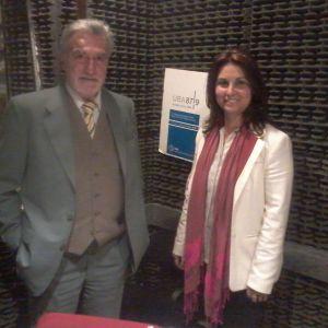 Licenciado en Sociólogia Luis Eduardo Peduto, actual Director del Centro de Protección de Datos Pers