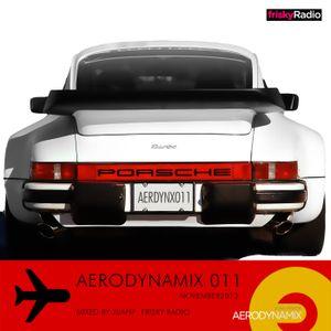 Aerodynamix 011 @ Frisky Radio November 2013 mixed by JuanP