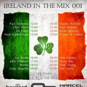 Ireland in the Mix 001 on Afterhours.fm - August 2010