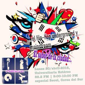 #Fnk Emisión #45 20/Ab/2015 PODCAST @BabalooRB @UniEstereo882 @Funkorama #TrianguloHH #Seoul