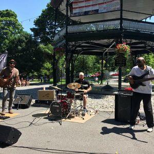 McKinley Morrison & Williams - 2017-07-08, King's Square Bandstand, Saint John, NB