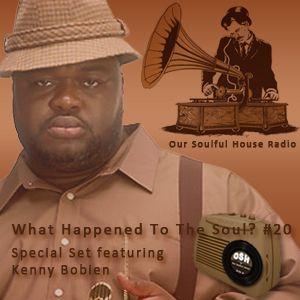 WHTTS#20 (28.02.2010) [Special Mix Set feat. Kenny Bobien]
