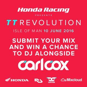 Honda Racing TT Revolution