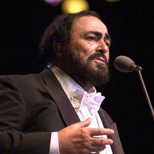 Messa Di Voce - 94.9 Açık Radyo  - Luciano Pavarotti - 15 Ocak 2013