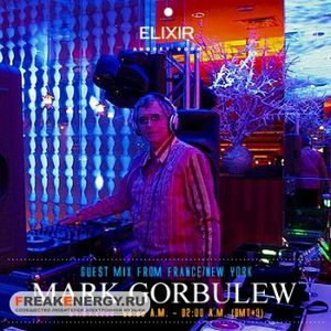 Mark Gorbulew guest mix on Radioshow Elixir, Power Hit Radio, 104.5 FM (Russia)
