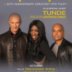 M People 2013 Tour: M People BBC Suffolk Radio Interview