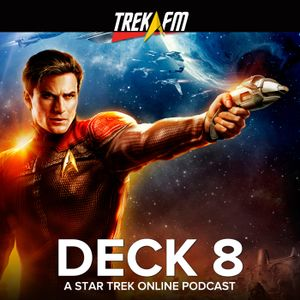 Deck Eight 35: I Don't Watch TV Unless It's On TV