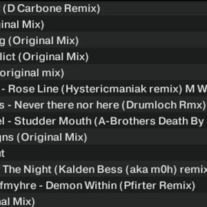SM Noize - Summer Darkness Techno Set