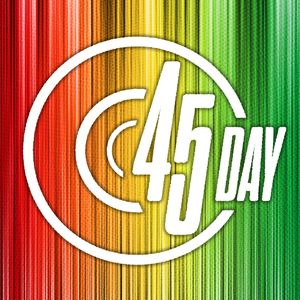 DJ Quesquecest Ultimate Funky-Reggae mix for 45 Day 2021