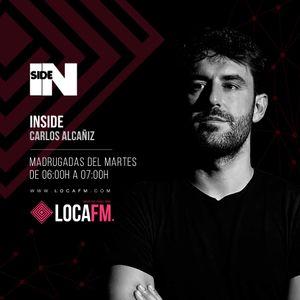 INSIDE 23 @ LOCA FM 22_02_2017 - CARLOS ALCAÑIZ