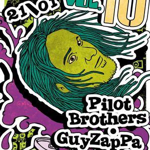 GuyZapPa - Venetian Snares MegaMix - Winter Sessions Vol.10 Live Rec.