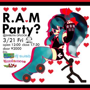 R.A.M Party MIX #01