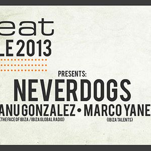 MARCO YANES Special Podcast for Ibiza Talents Naples@Duel Beat 11 APRIL 2013 ( Italy )