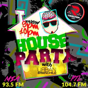 THE HAUSE PARTY MAR 4