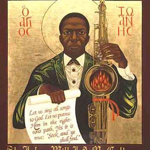 Sunday Chim 17th Oct- Hr. 1.5  ft. John Coltrane,  Kate Sexton-Black History Month
