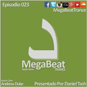 MEGABEAT 023 (Set Libre. Andrew Duke)