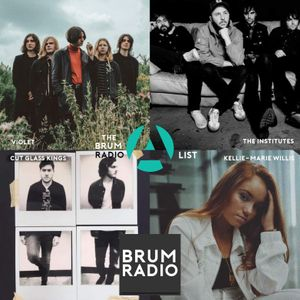 The Brum Radio A-List with Danny de Reybekill (19/10/2019)