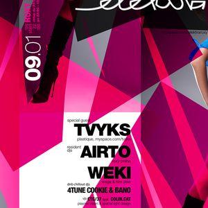 Dj Airto -live at Roxy (Elektra 1/2009)