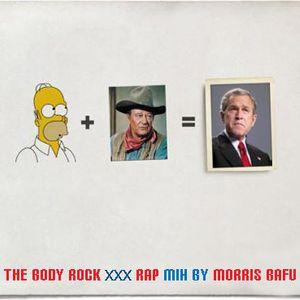 The Body Rock Rap Rnb 3 mix by Morris Bafu