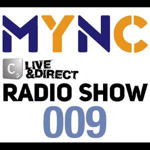 MYNC presents Cr2 Records Radio Show 009 20/05/11