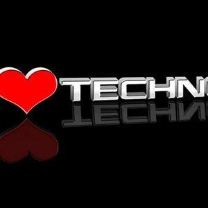 Dania Little - I Love Techno
