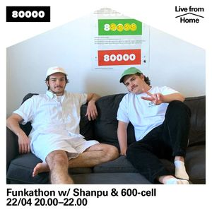 Funkathon Nr. 56 (Live from Home)