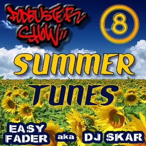 DJ SKAR podbuster show 08 - summer tunes