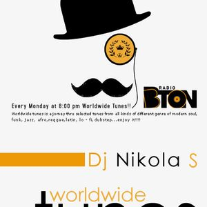 Dj Nikola S Worldwide Tunes Vol 43