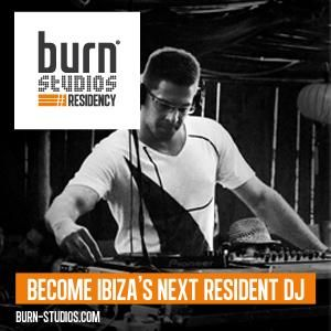 Chris Rockz - Burn Studios Residency