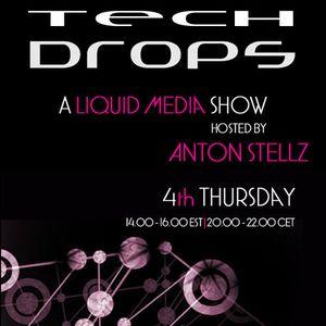 Anton Stellz - TECH Drops 062 [Feb 26, 2015] on DI.FM