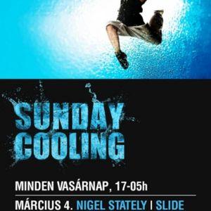 Slide b2b Stick - Sunday Cooling live (2012 03 04)