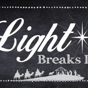 Light Breaks In - The Light of the World - Audio