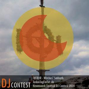 Trebor - Witches' Sabbath 05.2014 Hexenwerk-Festival DJ Contest