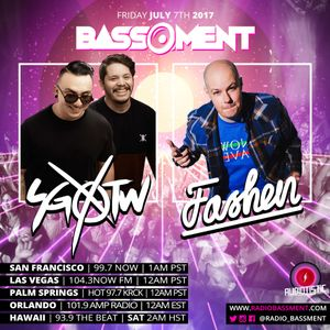 The Bassment w/ Fashen 7.7.17