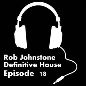 EPISODE 18 mixed by Rob Johnstone