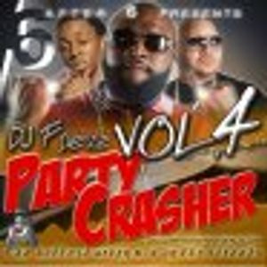 DJ Finesse - The Party Crasher Vol.4 - 2008 Hiphop/R&B Megamix