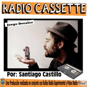JORGE DREXLER - RADIO CASSETTE