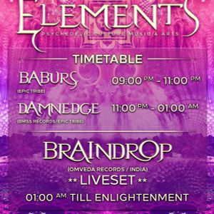 Elements 24.09.2016