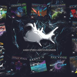Dave Brown & MAT - Live @ High Fish Xmas Party, UK - Dec 2005 - High Fish Recordings