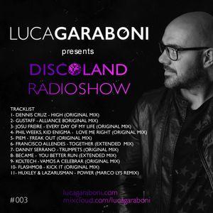 Discoland Radio Show #003
