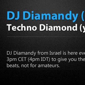 Diamandy - Techno Diamond(y) Show Eclectic Radio Episode 2