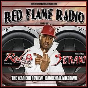 (Dancehall - Remix) Dj Shamann - Red Flame Radio Vol. I (Hosted By Serani) (2009)