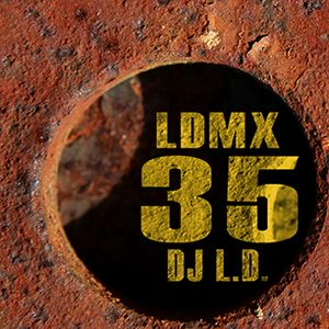 LDMX35: A hard electro industrial dance mix.