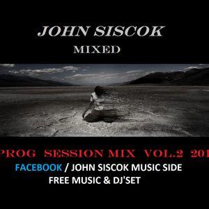 John Siscok - Prog Session vol.2. 2011~128 kb
